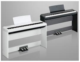 雅马哈P-105数码钢琴
