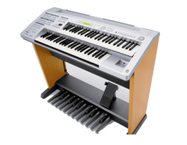 YAMAHA双排键电子琴ELB-01